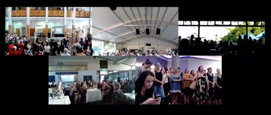 World Teacher's Day 2017 Awards – made possible via Zoom Broadcast